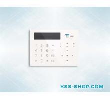 Клавиатура К-GLCD (белая)