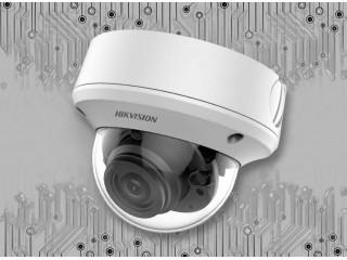 Камеры видеонаблюдения Hikvision c новейшей технологией ColorVu