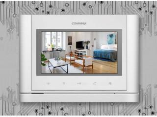 IP видеодомофон от корейського производителя систем безопасности Commax