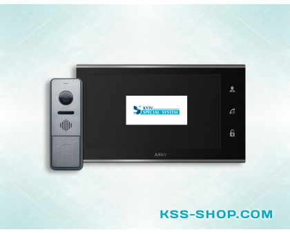 Комплект видеодомофона AVD-7330 WiFi