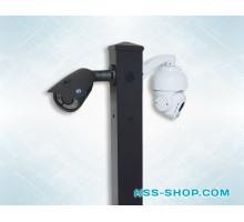 Столб 103Р для камер видеонаблюдения